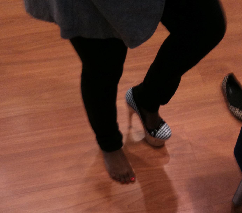 7 Platform Heels